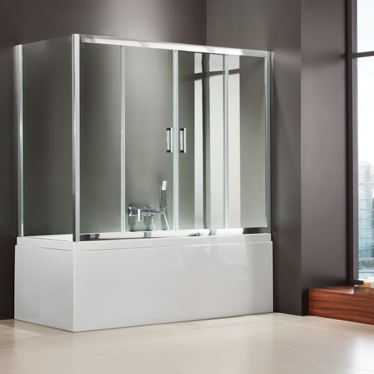 Axis Slider Bath 170 (2+2)